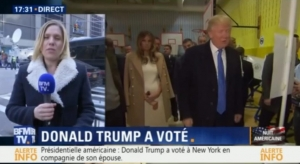 USA: Donald Trump a voté