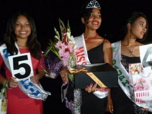 "Toamasina : Voafidy ho ""Miss inter – Etablissements"" i Mélodie Jeannot"