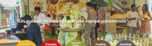 Foire Internationale de l'Agriculture: Farmshop propose une ferme clé en main